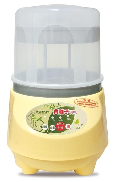 蒸氣&烘乾消毒鍋推薦 - 優生負離子奶瓶烘乾消毒鍋
