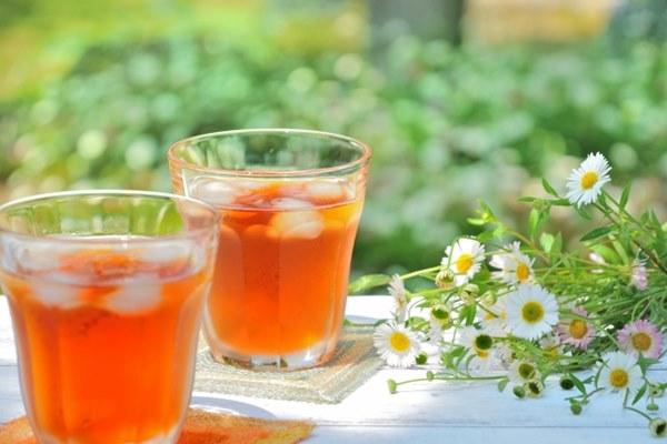 四種原味茶,越喝越瘦