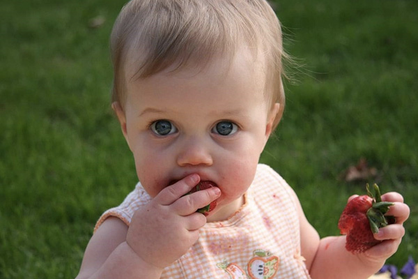 寶寶吃飯五大招