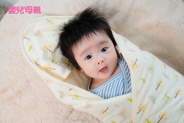 包包巾可以穩定寶寶情緒、建立安全感