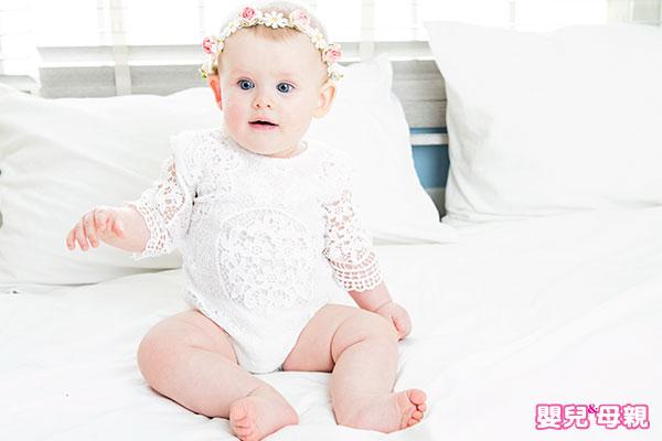 嬰兒發展指標
