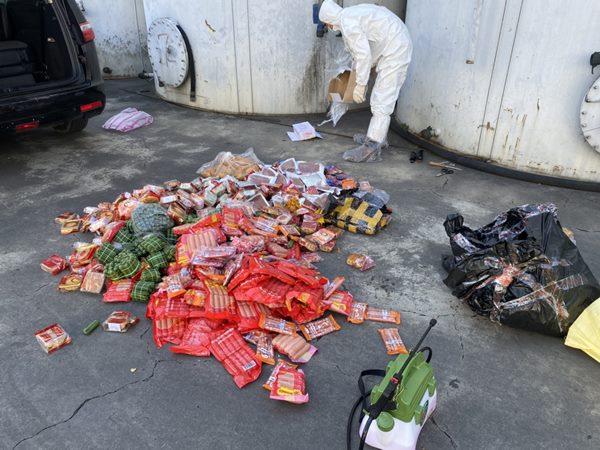 近期國內首度查獲從越南空運來台的走私肉品含有非洲豬瘟病毒,且大部分流入越南商店、餐廳,使國人擔心自己是否已經吃下肚。