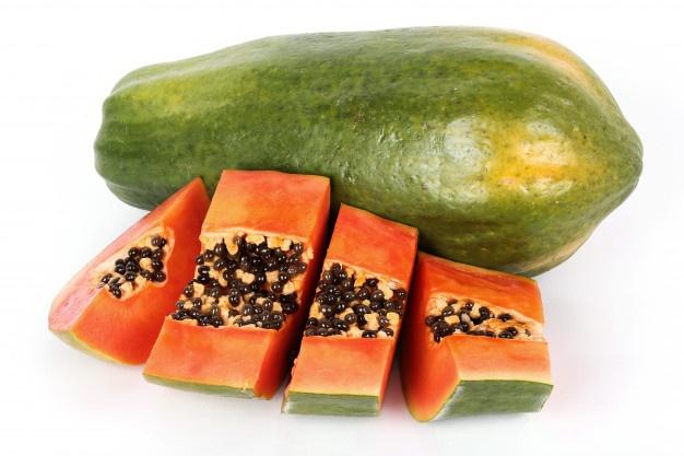木瓜含有對消化道功能幫助很大的酵素