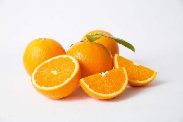 柑橘類含有豐富的維生素A和C