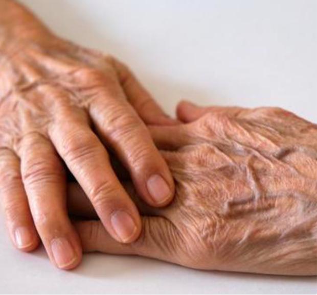 65歲以上長者每週應累計至少150分鐘中等費力運動