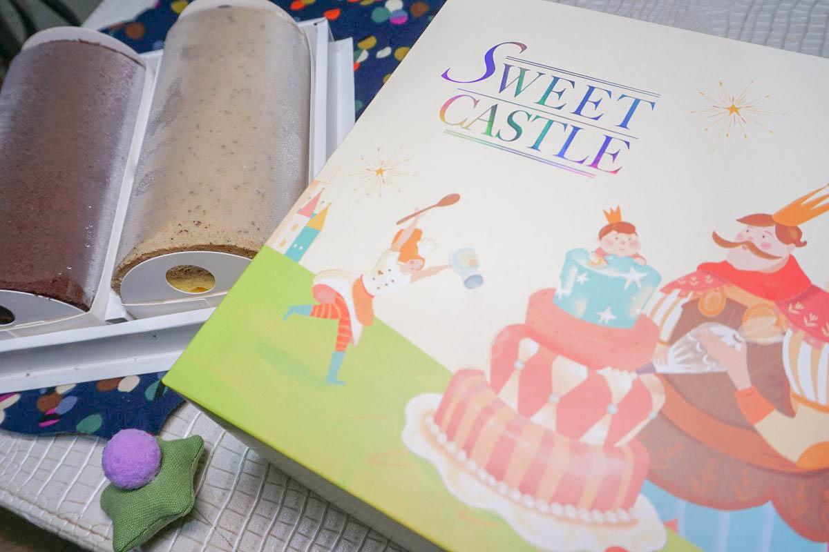 彌月蛋糕推薦|伊莎貝爾香榭捲捲彌月禮:二種口味,一次滿足|CP值超高的彌月蛋糕捲推薦!雙胞胎送這個剛剛好~