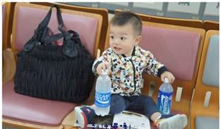 【育兒分享】第一次帶嬰兒出國就上手!嬰兒行李準備&搭機實錄