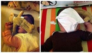 【新生兒報到】了解寶寶個性!訓練寶寶睡過夜經驗談!