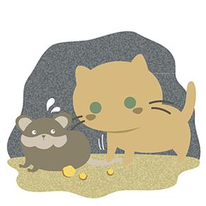 尾巴姊姊說故事:老鼠阿莫2