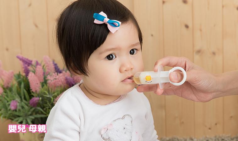 爸媽不慌亂!如何讓嬰兒乖乖服藥?