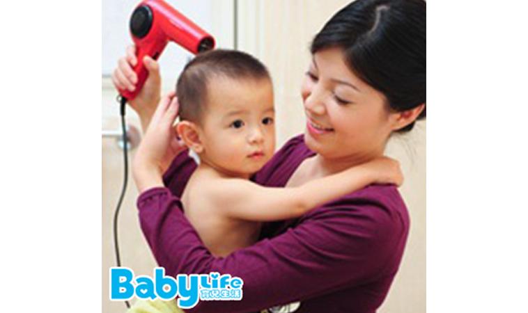 寶寶毛髮問題、照護大解析