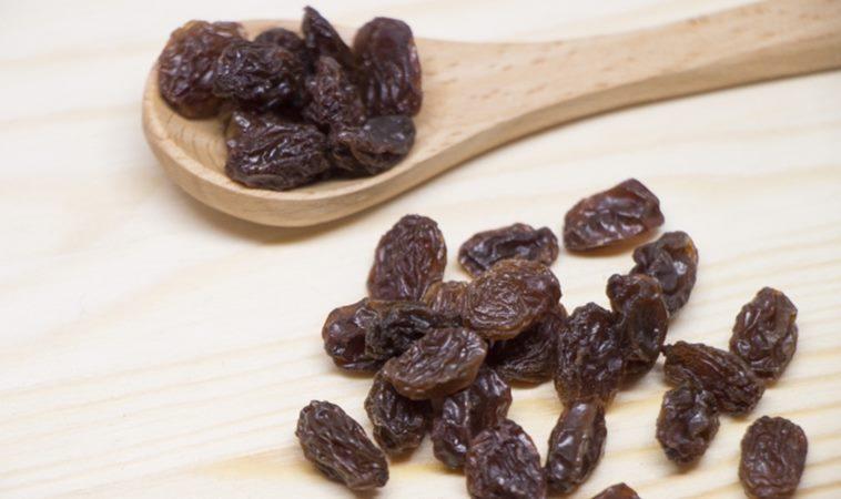 補鐵要吃葡萄乾?更有效的其實是這幾種食物