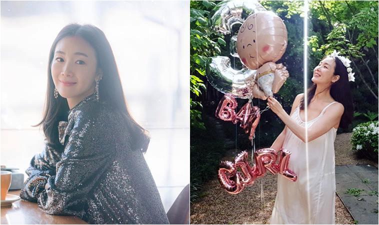 崔智友升格當媽!她說:身為高齡產婦,我感受到母親的強悍力量