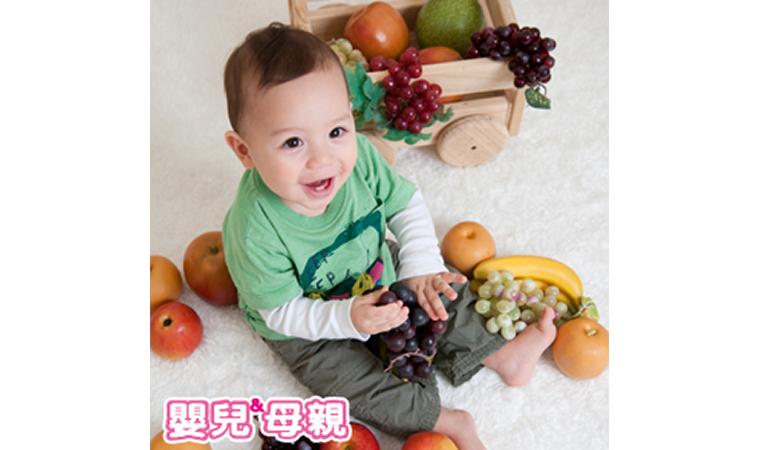寶寶吃水果益處多