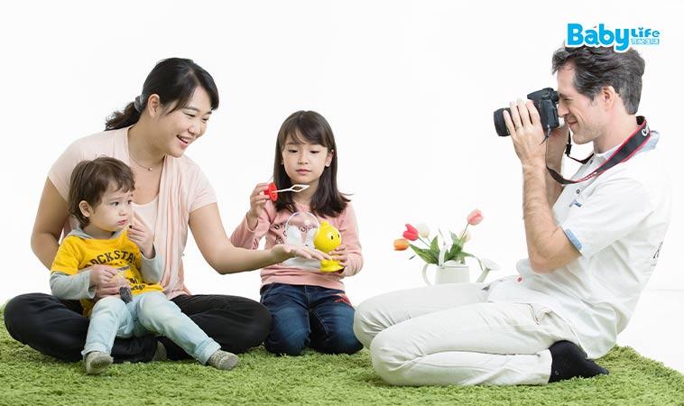 5招幫寶貝拍出好照片