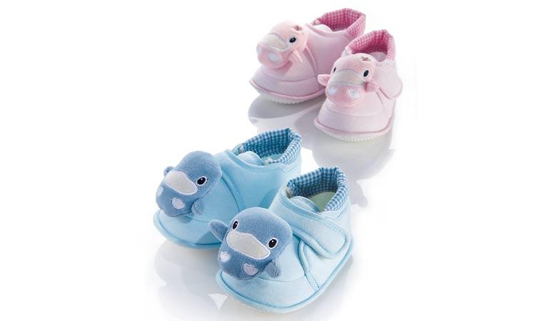 為寶貝選雙好鞋