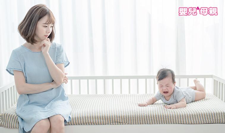 為什麼寶寶一直哭?醫師教你從這些判斷找原因