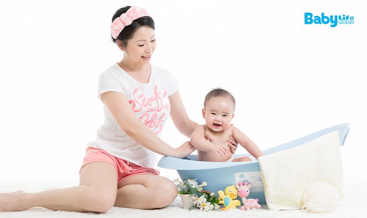 寶寶肌膚清潔與保養Q & A