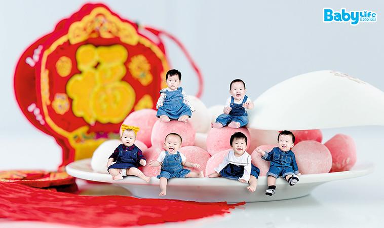 歡樂過年,原則要有! 寶寶年節飲食大體檢