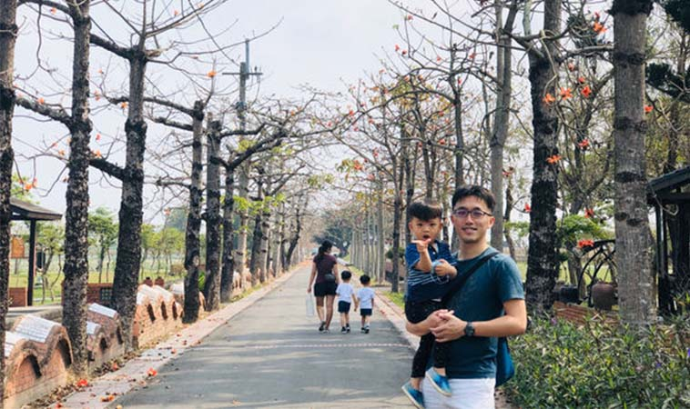 台南私房親子景點,台灣詩路木棉道