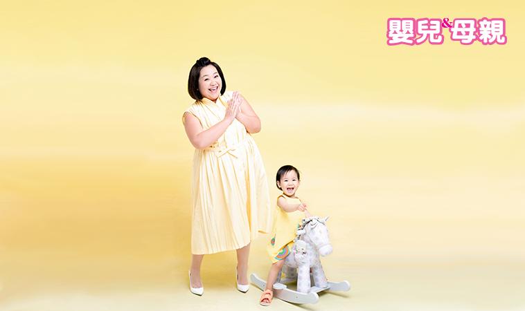 360°全能媽咪育兒術 鍾欣凌──用愛當母親