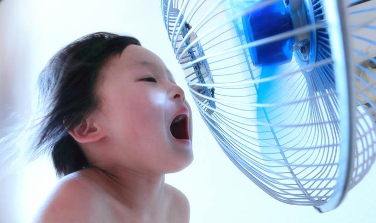最容易引發火災竟是「電風扇」?家有寶寶使用時應注意