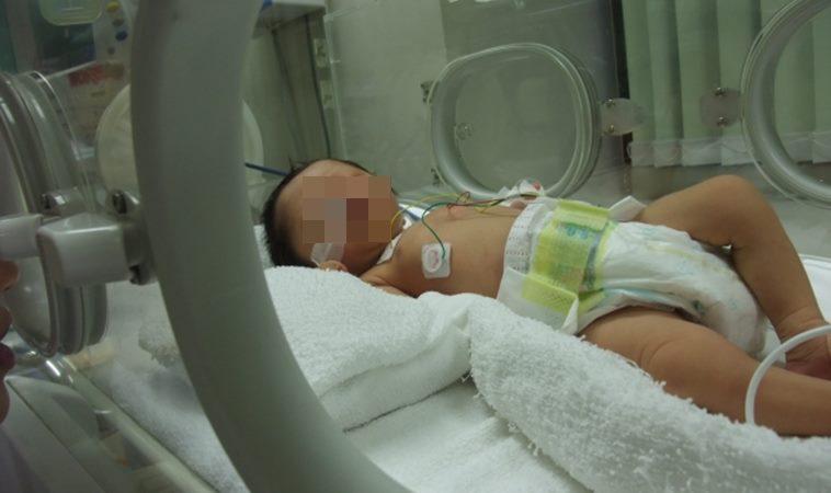 注意!寶寶「呼吸道融合病毒」增2成,症狀易與流感混淆