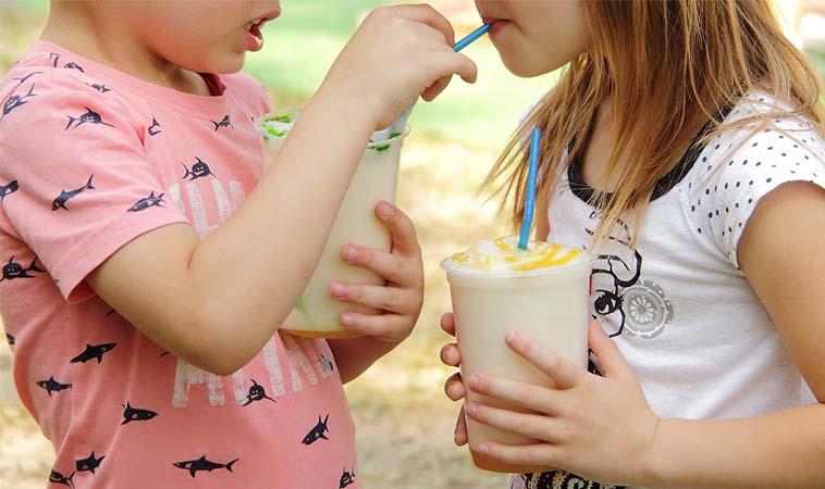孩子喝飲料行不行?挑選健康飲品3關鍵