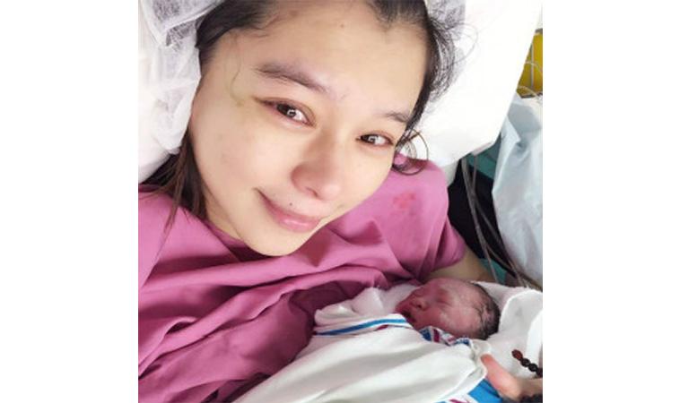 為了小V寶的健康,徐若瑄拼了!
