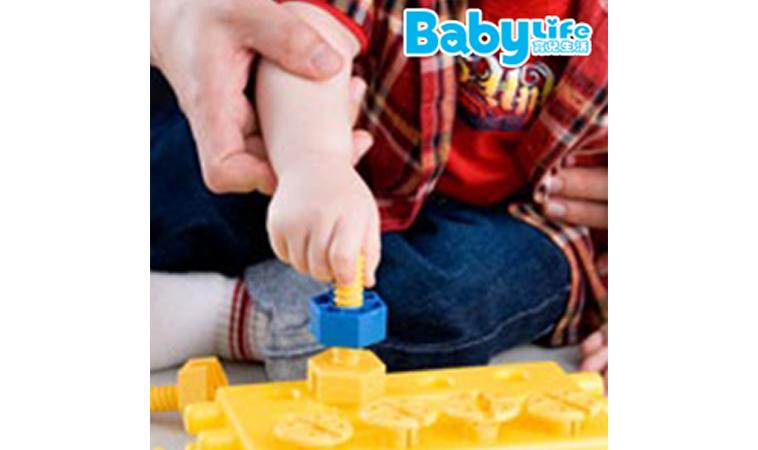 3 Steps面對寶寶的重複行為