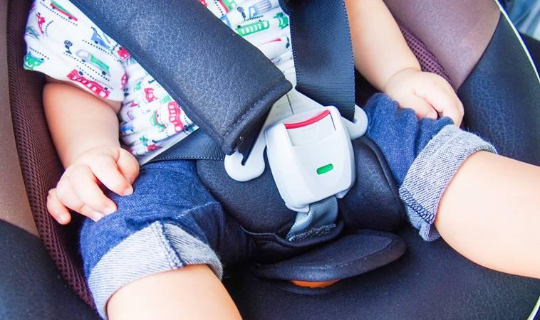 兒童安全座椅檢驗,6款不及格!專家教你這樣挑