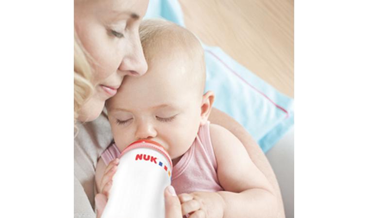 NUK 陪伴寶寶的成長