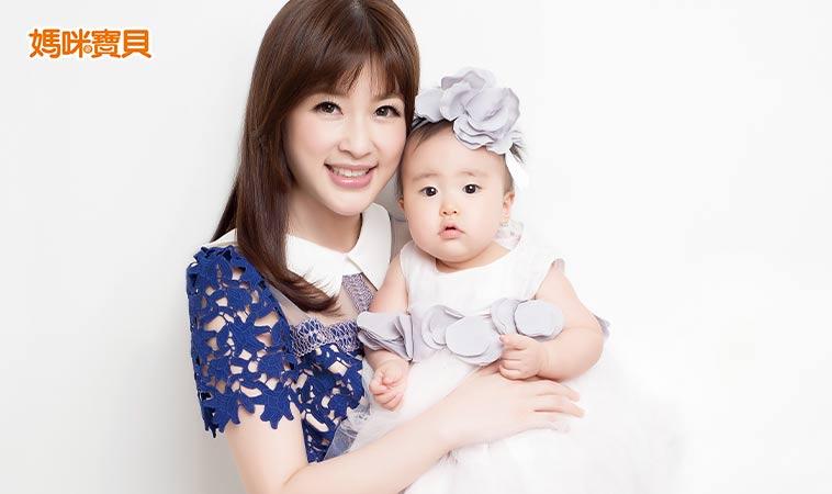 甜美的媽咪主播_陳海茵