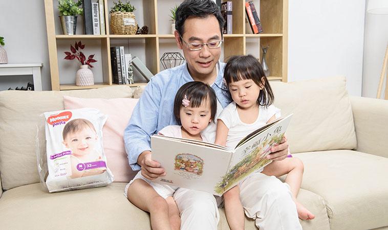 看著女兒健康長大是我最大的幸福!陳俊仁醫師寵愛女兒宣言