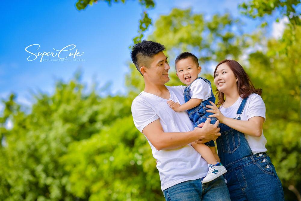 品牌故事-SuperCute寶寶寫真拍下孩子最燦爛的笑容