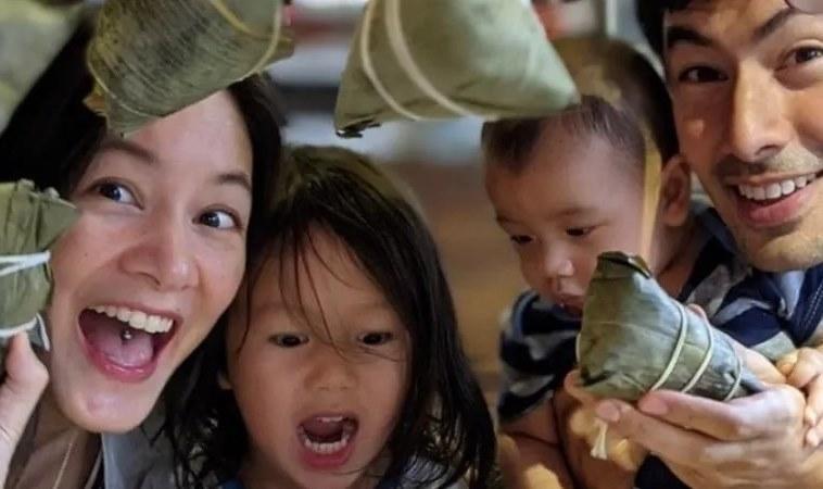 疫情讓Janet全家團聚 意外發現老公更會帶小孩