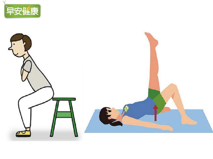 肌力年齡大檢測!這動作做不到2分鐘,你已年過60