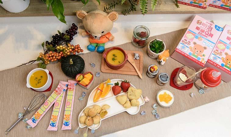 『塊』樂育兒新Style     副食品教學活動花絮     新世代育兒副食品營養新觀念
