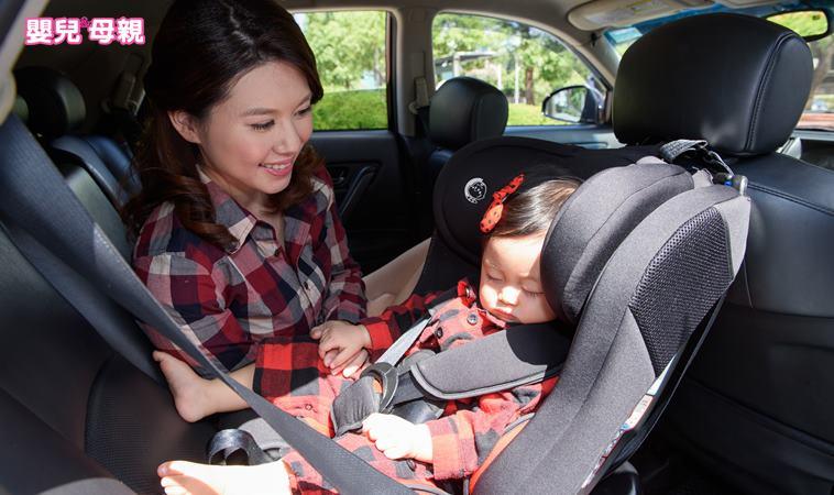 安全座椅新制9/1上路,2歲以下兒童強制「反著坐」