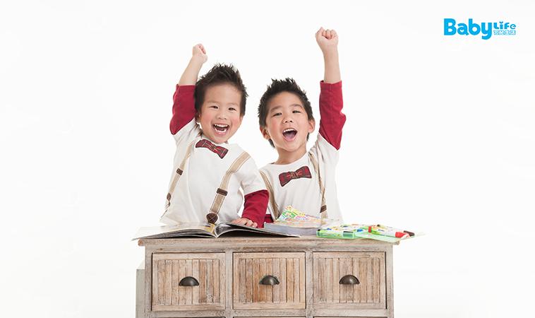讓孩子的腦袋&身體就緒,3個小練習,提高學習效率