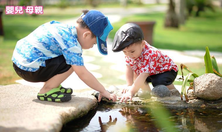 家長放手吧!研究發現:孩子越親近大自然,越能減少情緒問題