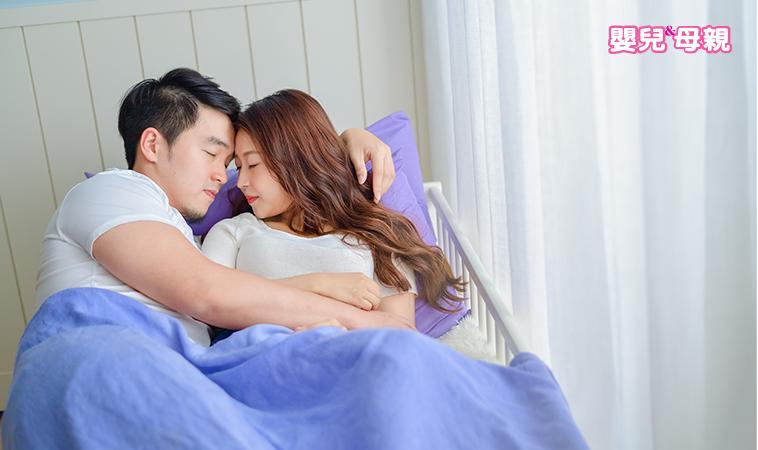 這樣做,最有愛! 產後愛愛痛? 5種體位暖開機