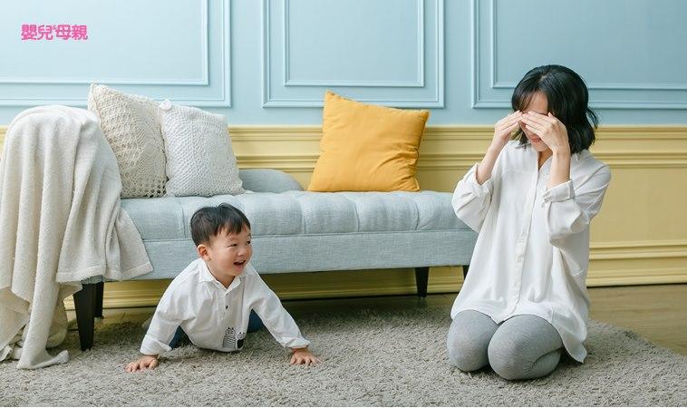 捉迷藏、老鷹抓小雞…4種常見幼兒居家遊戲,竟暗藏危機!