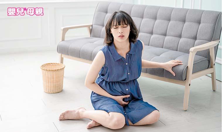 孕期跌倒怎麼辦?出現「這5種」症狀要小心!