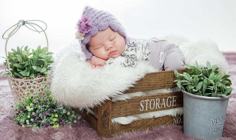 寶寶0~1個月的發展