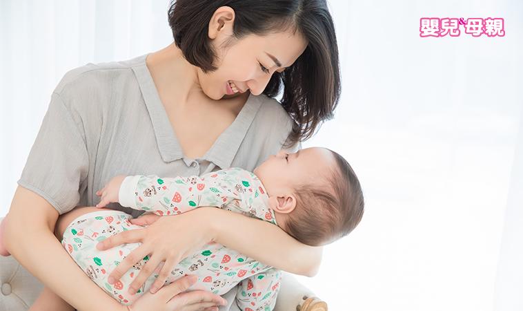 擁抱,自然湧動的母愛和本能