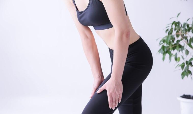難瘦的大腿有救了!每天做這5個動作就能讓脂肪離家出走