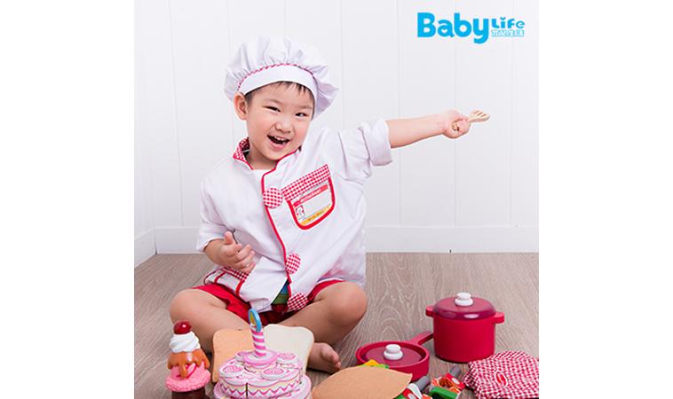 挑食寶寶的飲食互補法