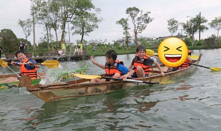 小布老師非典型育兒誌──育兒誌:舟船日