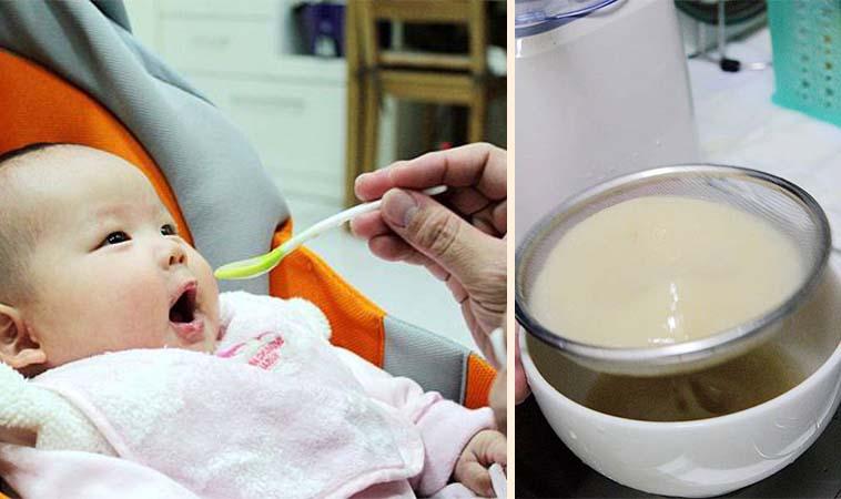 香蕉糙米糊,給寶寶來一點天然甜